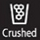 crushed ice symbol