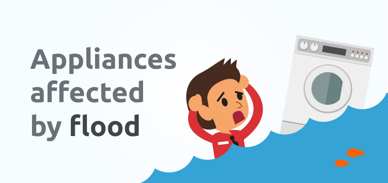 Appliance-Affected-By-Water