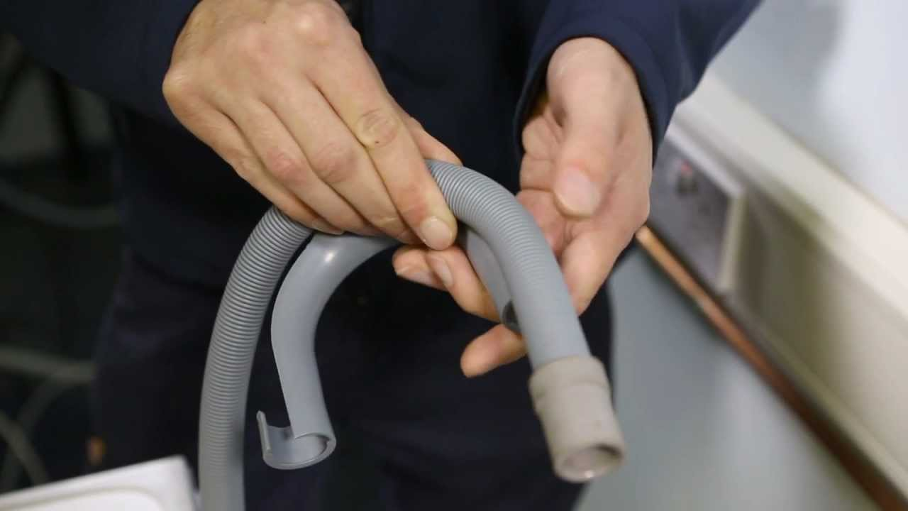 Washing Machine draining pipe - Domex Ltd
