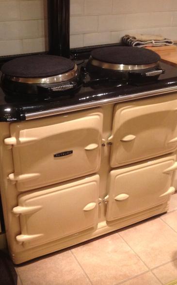 oil oven