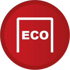 Smeg ECO oven symbol
