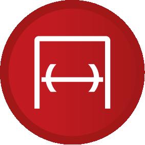 Smeg rotisserie oven symbol