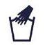 Hand Wash symbol