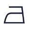 Iron washing symbol