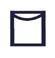 Line dry washing symbol