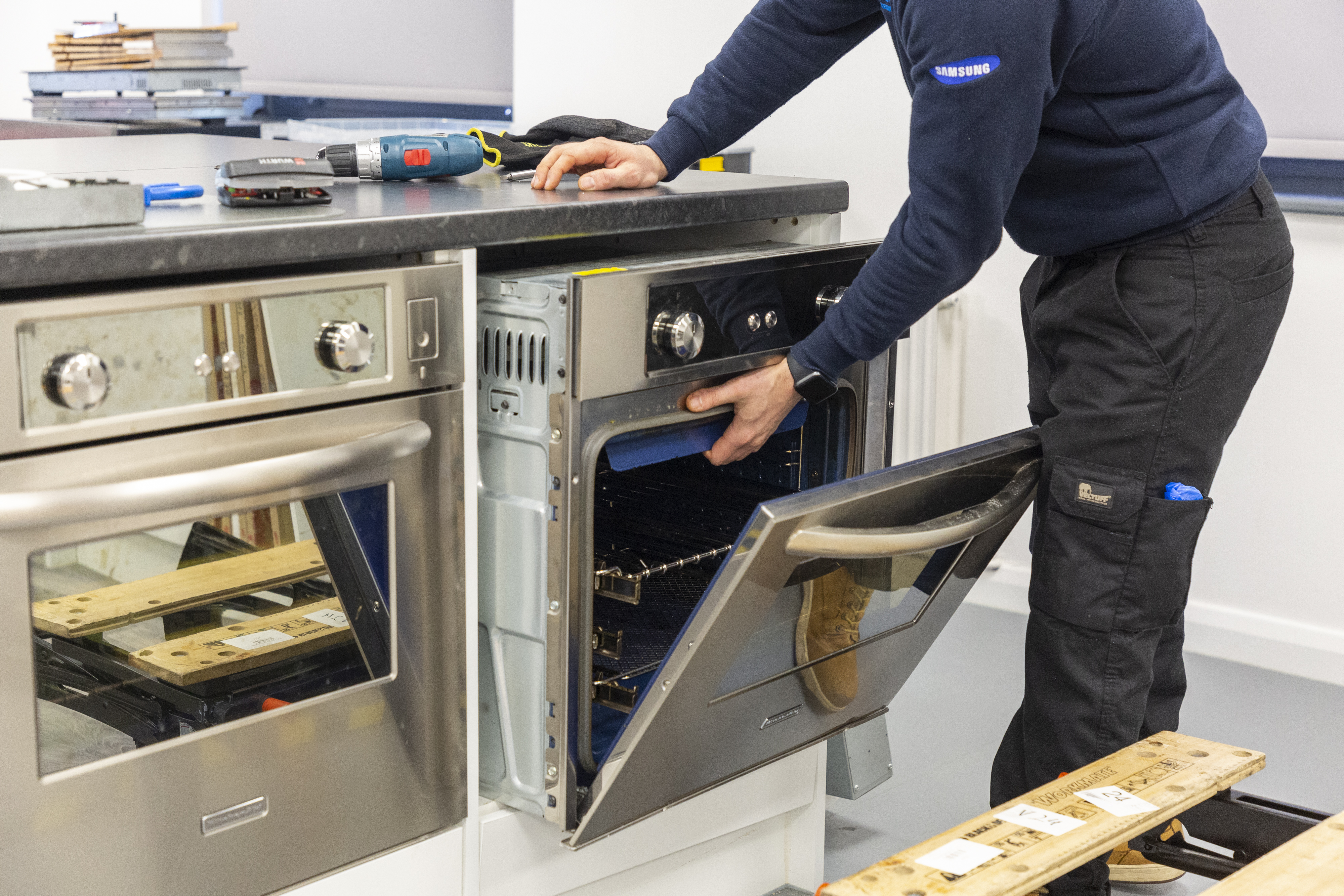 Keeping Appliances Safe When Moving Home